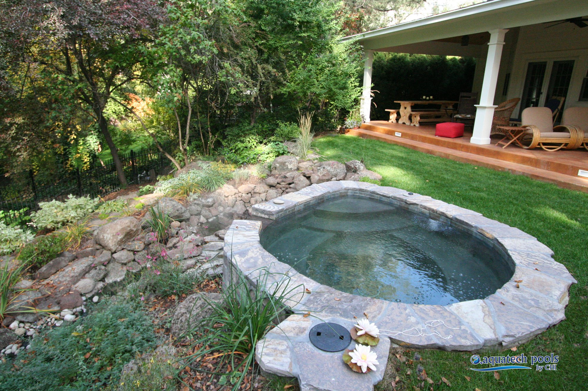 Spas Idaho S Most Professionally Recognized Pool Builder