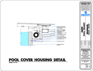 construction phase structural detail - Swimming Pool Structural Design